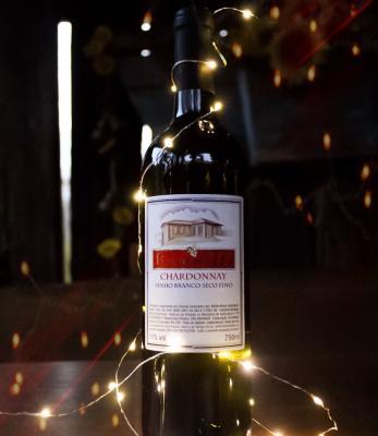 Vinho Branco Chardonnay - Embarricado