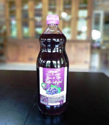 Suco de uva Simonetto tinto integral 1 L
